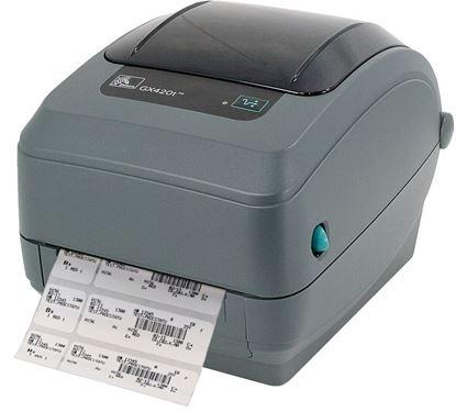 Zebra GX420t Barkod Yazıcı