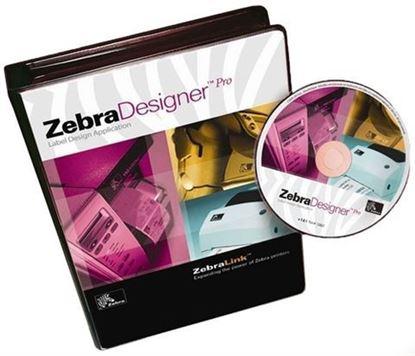 zebra designer pro barkod programı