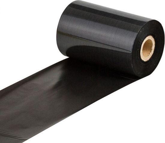 90mm*300m Wax Ribbon resmi