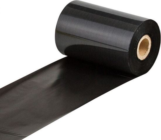 100mm*450mm Wax Ribbon resmi
